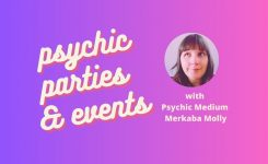 Psychic Readings at Events & Parties