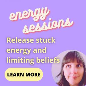 energy healing: stuck energy & limiting beliefs