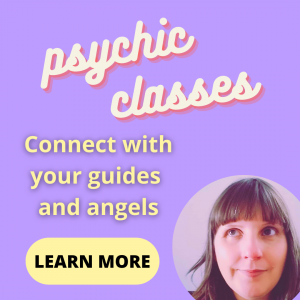 psychic classes: connect with spirit guides and angels