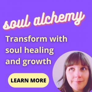 soul alchemy: healing growth transformation